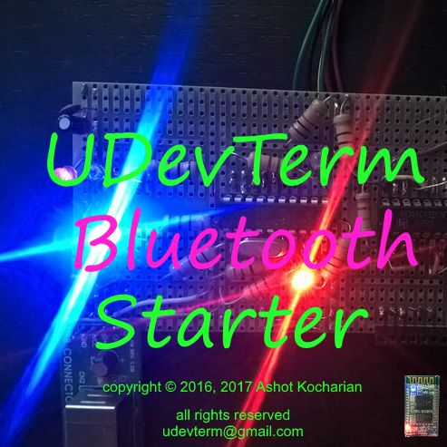 UDevTerm Bluetooth Starter icon